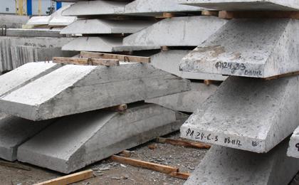 Плиты ленточных фундаментов железобетонные. ГОСТ 13580-85