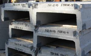 Плиты перекрытий железобетонные ребристые. Серия 1.442.1-1.87, выпуски 1, 2, 3, 4