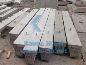 Фундаментные блоки, балки