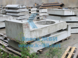 Портальные стенки железобетонных круглых водопропускных труб