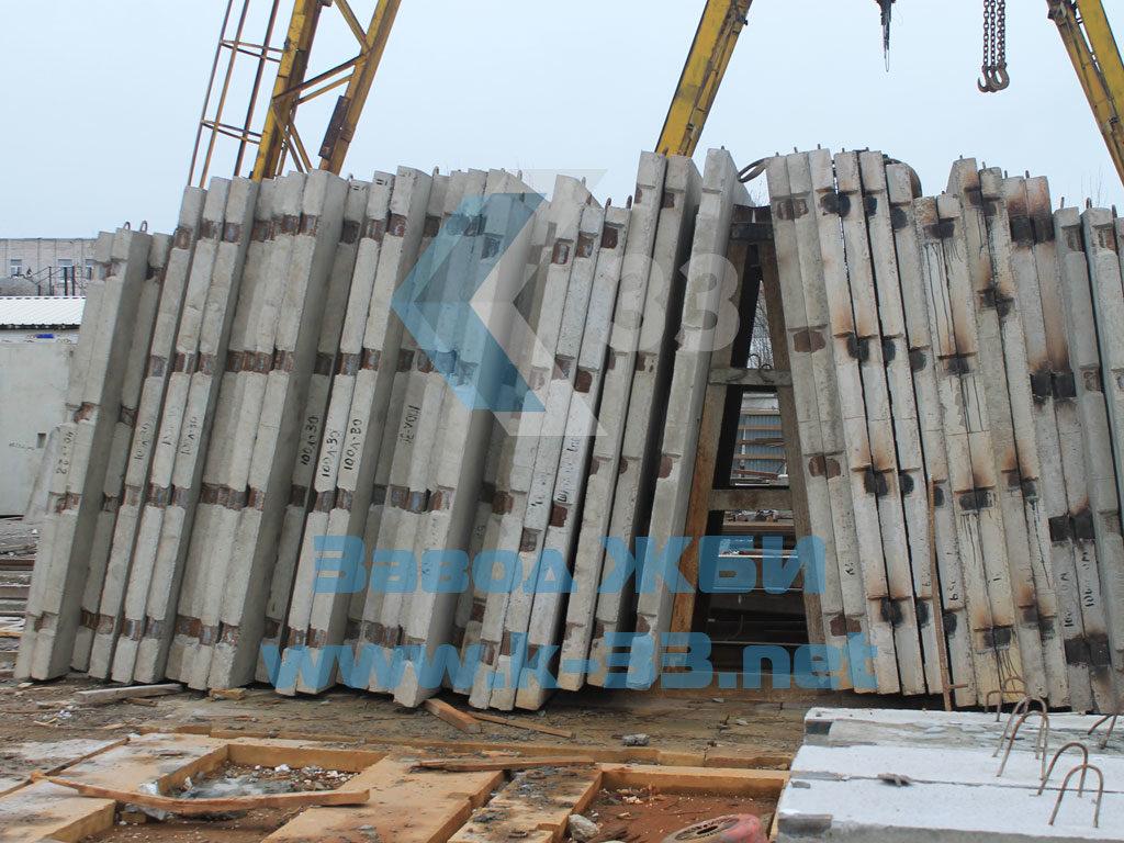 Железобетонные секции лифтовых шахт. Серия 1.089.1-2-0-1