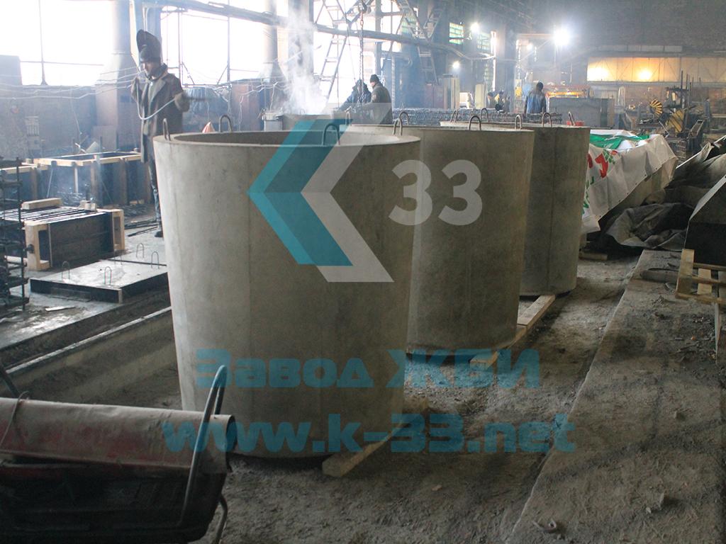 Завод ЖБИ в Санкт-Петербурге: наращиваем выпуск конических звеньев ЗК для ЖБ труб