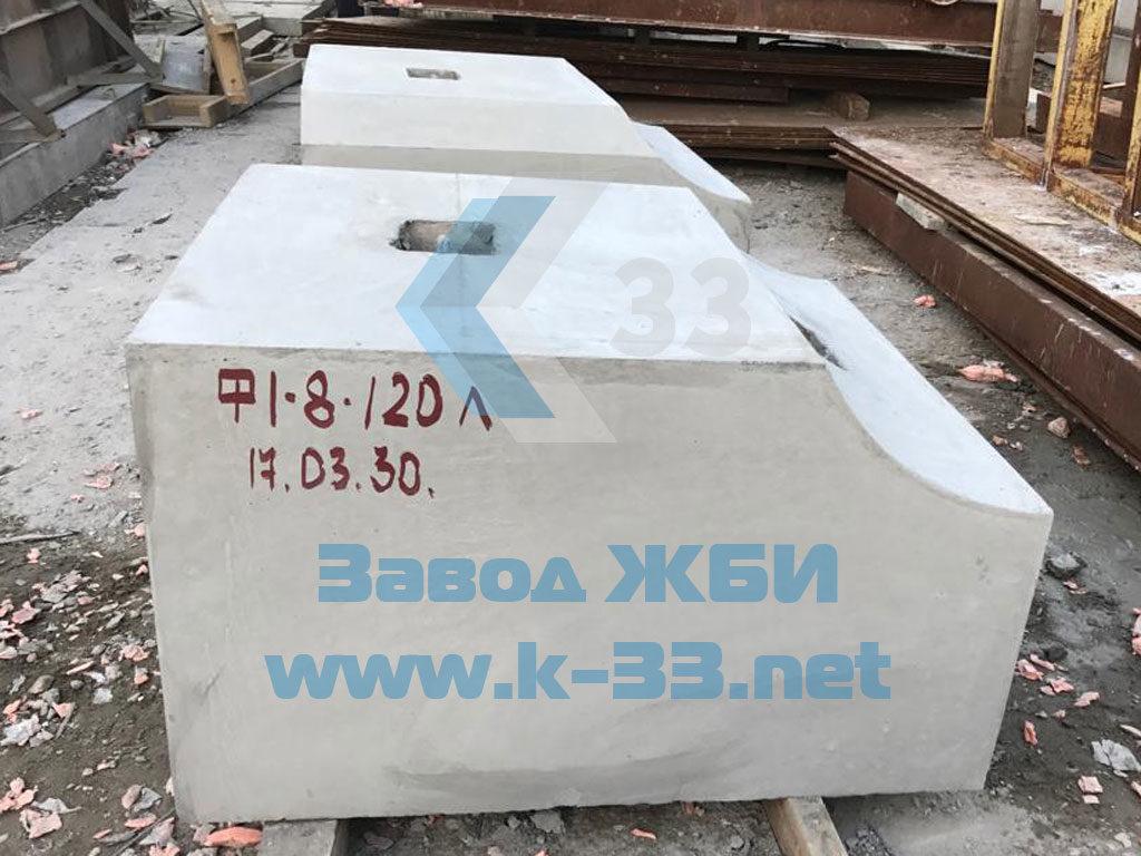 Лекальные блоки для труб из металла с гофром 130х32.5 мм. Серия 3.501.3-183.01