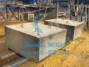 Лекальный блок Ф2-35-120