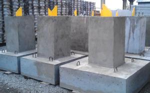 Конструкции фундаментов для металлических опор ЛЭП