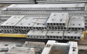 Железобетонные панели, плиты, перекрытия