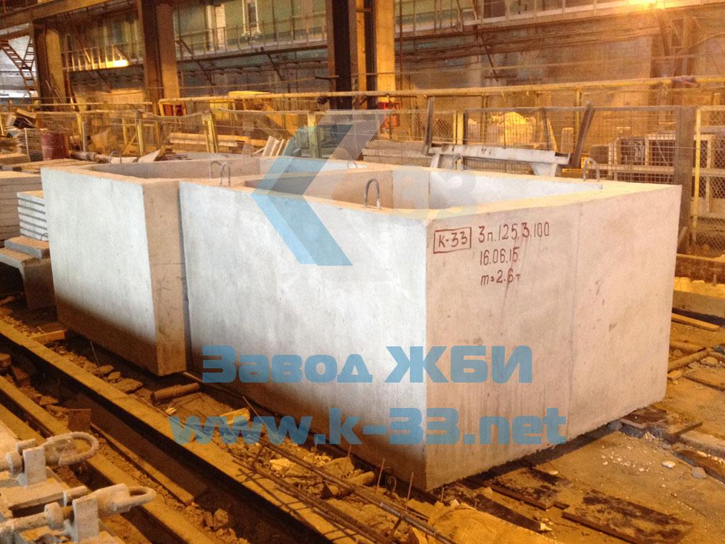 На петербургском заводе ЖБИ увеличены мощности производства звеньев ЗП