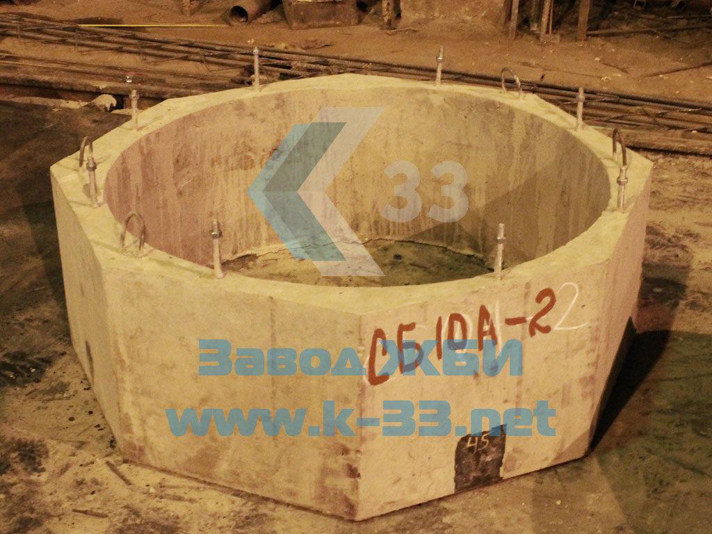 Стакан крышного вентилятора СБ10А-2 - фото