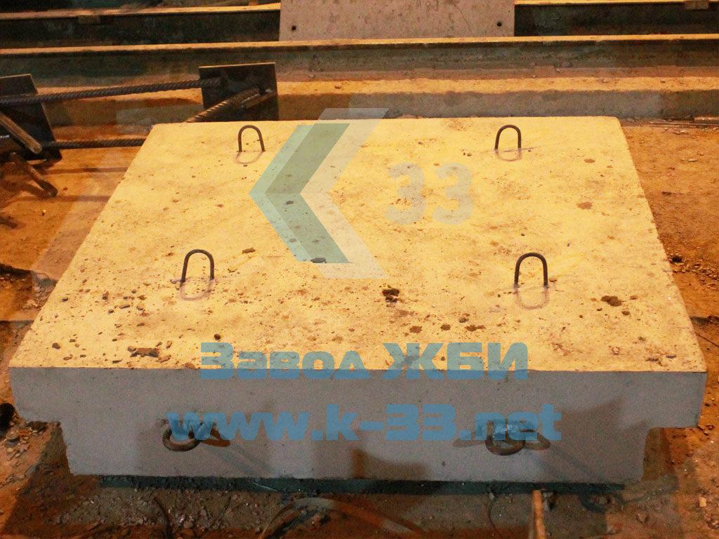 Блоки экрана круглых железобетонных водопропускных труб. Серия 3.503.1-112.97, в. 1
