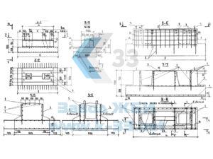 Блоки и плиты фундаментов. Серия 3.503.1-53 в. 1