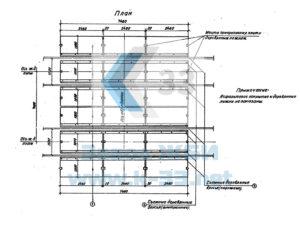 Плиты железнодорожных переездов П (путевая часть). ТПР 501-0-118