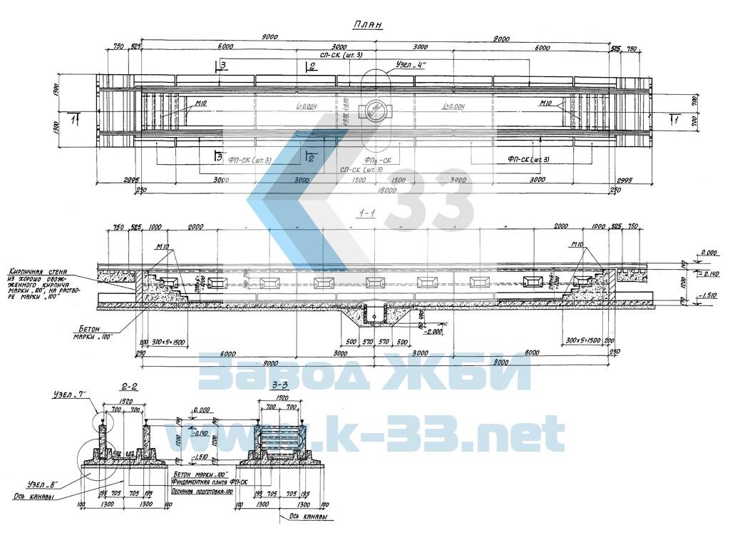 Стеновая панель СП-СК - фото