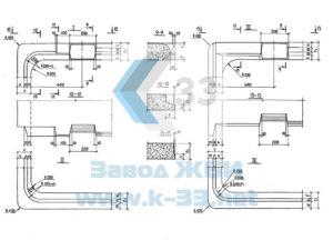 Объемные элементы БО. Серия 3.006.1-3/83 в. 2-1