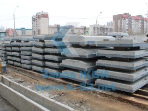 Плиты железнодорожных переездов и комплектующие