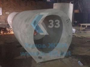 На производстве ЖБИ «К-33» налажен серийный выпуск звеньев ЗКП