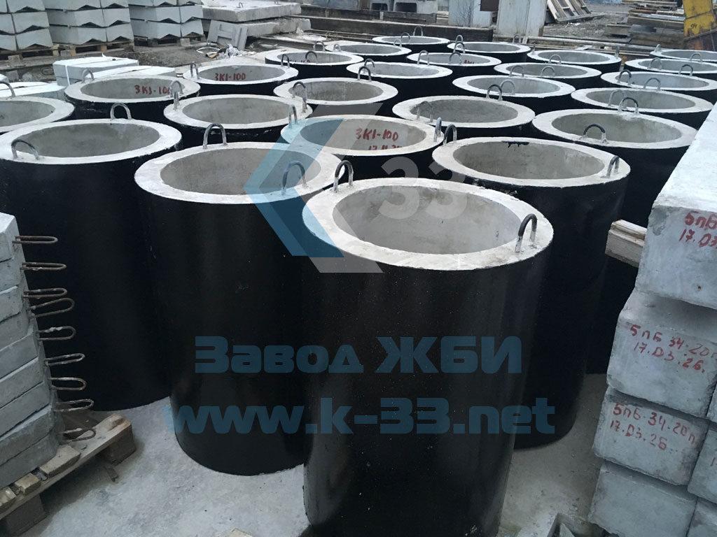 Звено круглое ЗК1.100 - фото