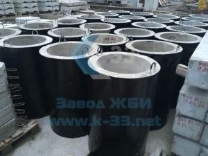 Звено круглое ЗК1.100