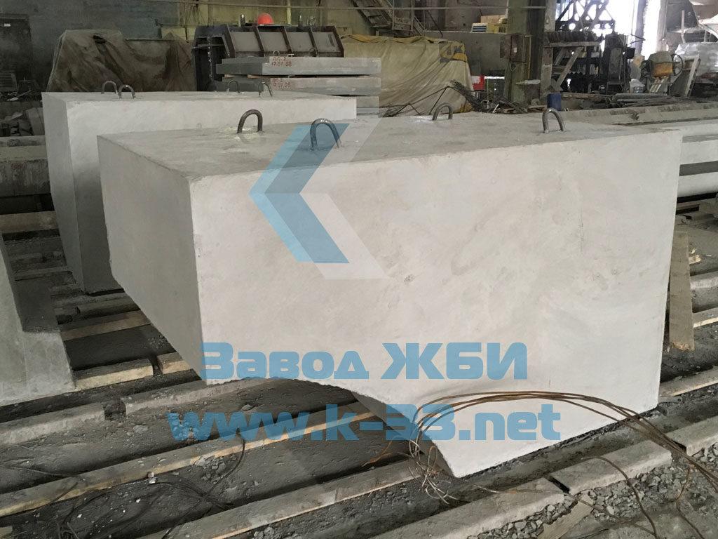 Лекальный блок Ф2-10-120 - фото