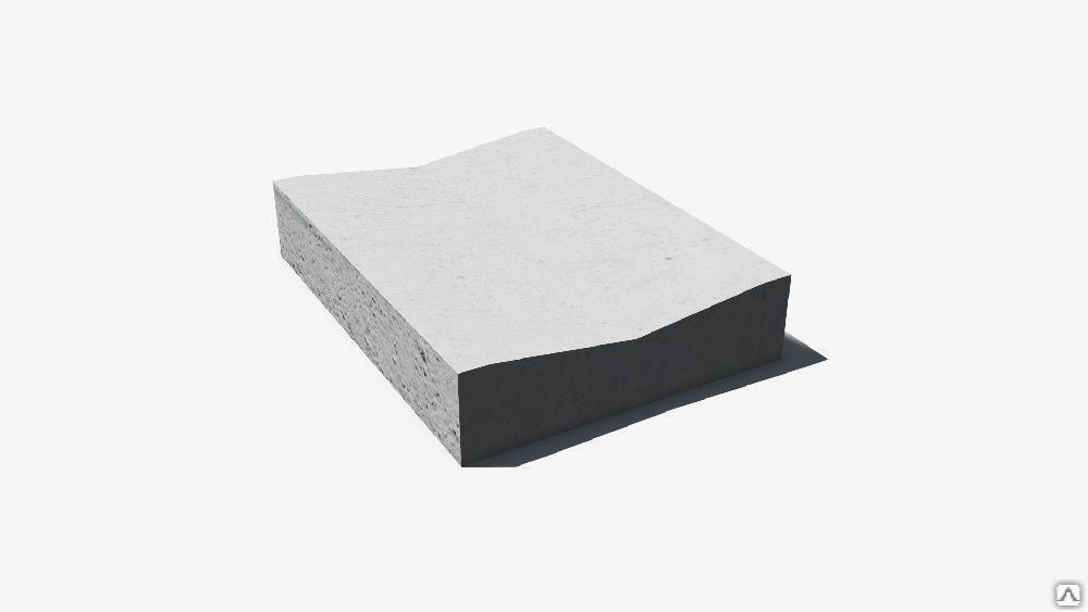 Блок бетонный Б-1-24-100 - фото