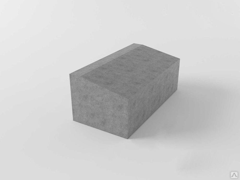 Блок бетонный Б-2-20-25 - фото