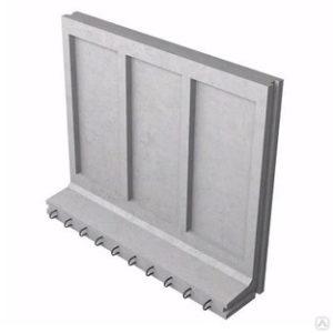 Коллекторный стеновой блок железобетонный КС-18