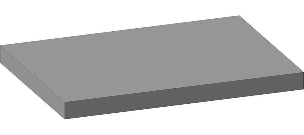 Плита фундамента П2.210 - фото