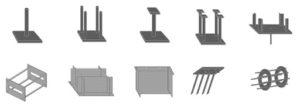 Прочие металлоконструкции