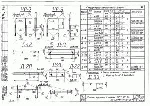 Деталь Д13 (3.407-115)