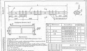 Хомут А3 (5х120х800) (5.407-147.02) - фото