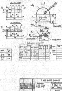 Крепежный элемент ТС-61 (3.407.9-172.2)
