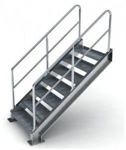 Лестницы, ТС