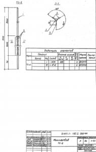 Молниеотвод ТС-5 (3.407.1-137.2)