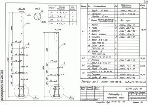 Надставка Н-2 (3.501.1-145.1)