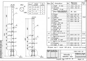 Надставка Н-4 (3.501.1-145.1)