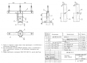 Оголовье ОГ-60 (Л62-99)