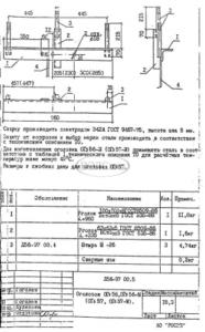 Оголовье ОГs56 (Л56-97)