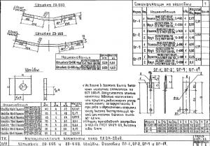 Оголовок ОГ-1 (3.407-85)