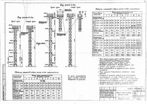 Прожекторная мачта 28м(3.501.2-123 1)