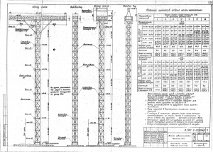 Прожекторная мачта 35м(3.501.2-123)