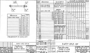 Спецболт С122 (3.407.1-151.2)