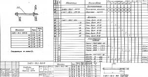 Спецболт С23 (М24х550) (3.407.1-151.2)