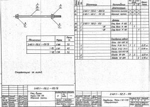 Спецболт С66 (М30х520) (3.407.1-152.1)