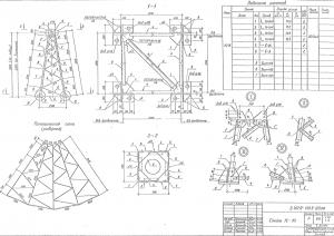 Стойка ТС-33 (3.407.9-149.3)