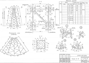 Стойка ТС-33 (3.407.9-149.3) - фото