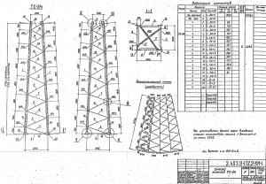 Стойка ТС-34 (3.407.9-172.2) - фото