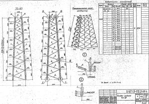 Стойка ТС-37 (3.407.9-172.2) - фото