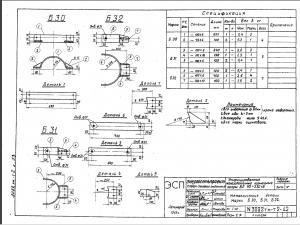 Тросодержатель Б-32 (3082тм-т2)