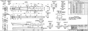 Тросостойка Б-46 (7068тм-т2) - фото