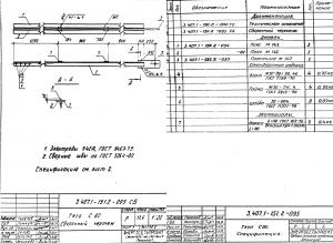 Тяга С80 (3.407.1-151)