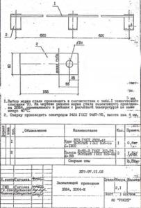 Заземляющий проводник ЗП-64 (Л57-97)